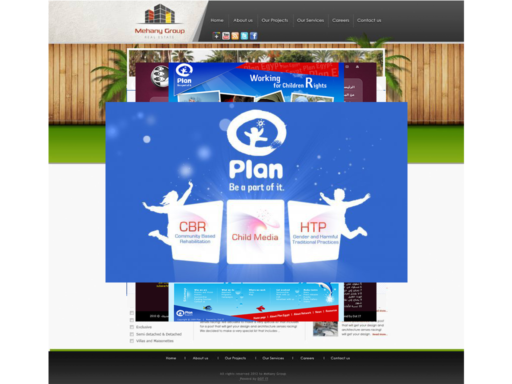 Plan Intro Website