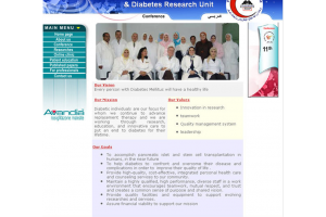 Pancreatic Islet Transplantation & Diabetes Research Unit Website