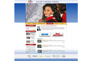 Maadi Narmer School Website