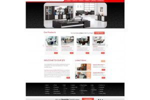 Website For Office Furniture Company Website
