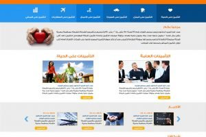 Mohandes Insurance Company Website