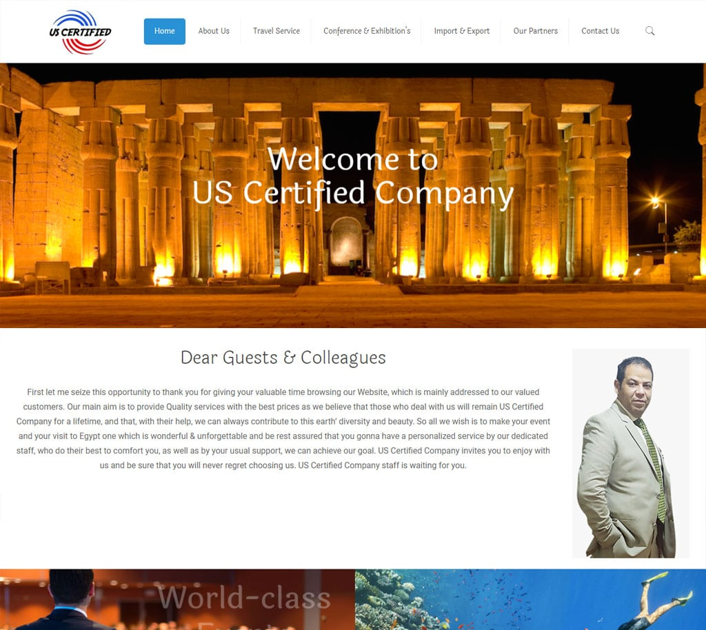 Dot IT | Web design & development company in Egypt and Middle East