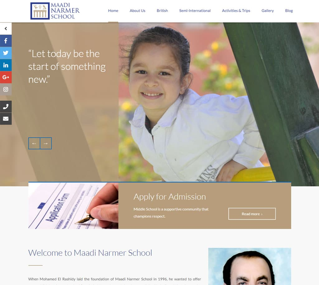 Maadi Narmer School