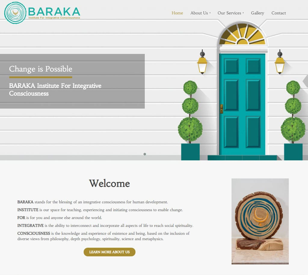 'BARAKA Institute for Integrative Consciousness
