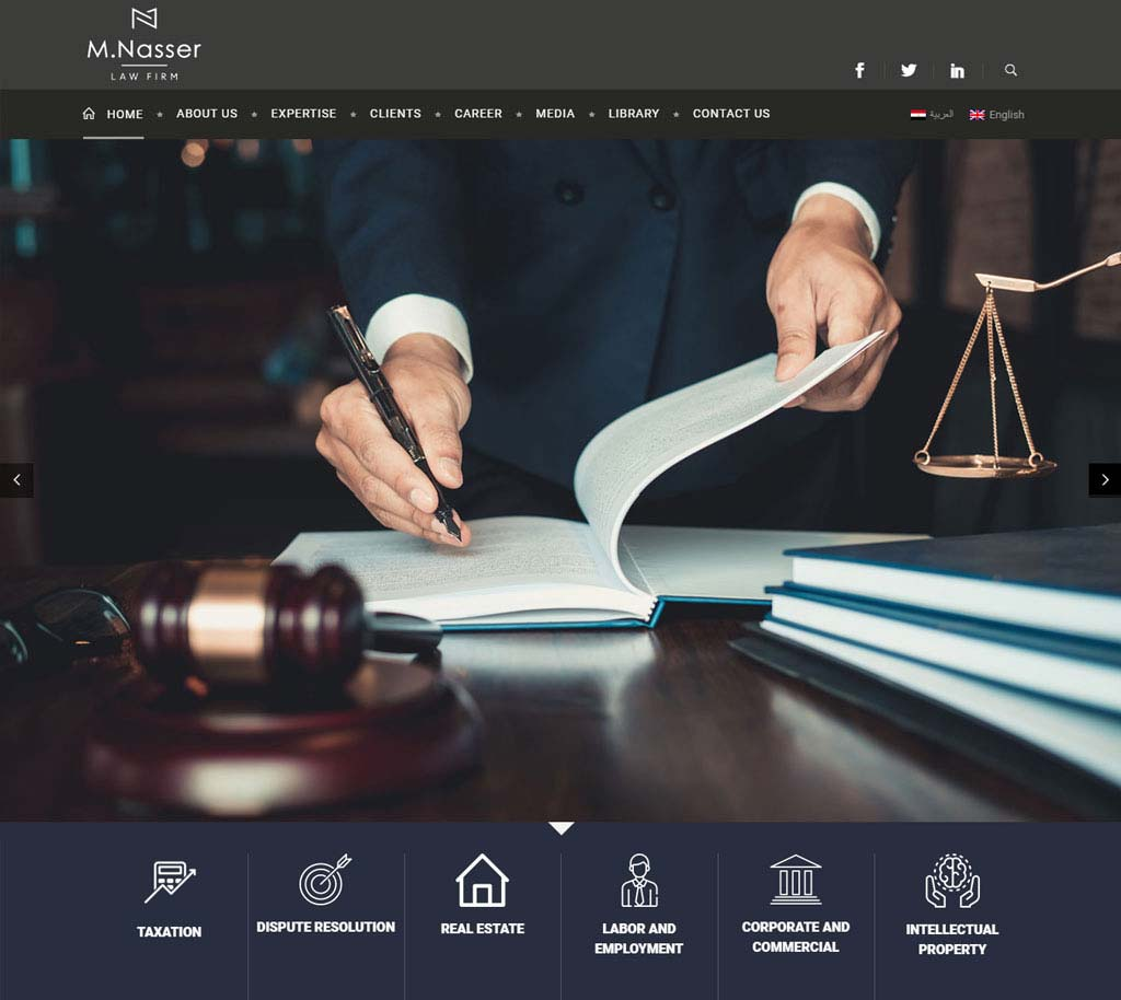 Mohamed Nasser Law Firm